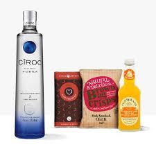 cîroc vodka gift set