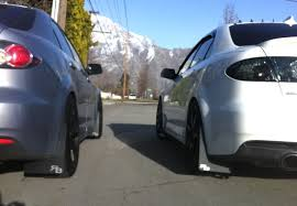Rokblokz Rally Mud Flaps, Mazda 6, Speed6 2003-2008 FREE SHIPPING ...