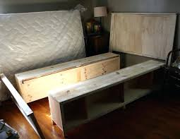 full size storage bed plans. Full Size Beds With Storage View Larger Diy Bed Frame Plans