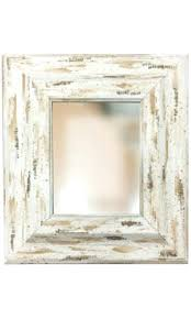 frameless beveled mirror. 16x20 Frameless Mirror White Shabby Cottage Chic Thick Framed With 1 Bevel Size Beveled