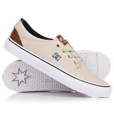 <b>DC</b> Shoes <b>кеды</b> низкие ADYS300206-TAN купить в интернет ...