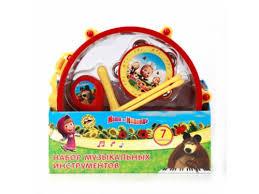 Купить музыкальную игрушку <b>Набор инструментов Играем</b> ...