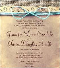 Sample Wedding Invitations Pdf With Free Rustic Wedding Invitation ...