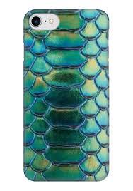 Чехол для iPhone 7 глянцевый Змеиная кожа #1872928 в Москве ...