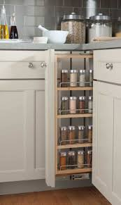 Kitchen Storage For Pots And Pans Kitchen Pull Out Spice Rack For Deliver More Goods To You