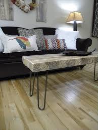 Furniture Accessories  Diy Wooden Pallet Coffee Table Design Pallet Coffee Table With Hairpin Legs