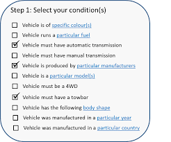 Draw A Venn Diagram To Illustrate This Conditional Cars Are Motor Vehicles Intuitive Interface For Composing Boolean Logic User