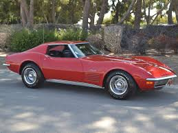 SOLD 1971 Corvette LT-1 Coupe, 350/330hp, 4-spd for sale by ...