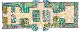 best gardening plans and layouts