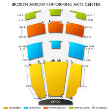 Color Purple Seating Chart The Color Purple Broken Arrow Tickets 1 21 2020 7 30 Pm