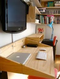 office desk shelf. Cool- A Hinge Desk? Might Have To Do That For Myself! Could Put Office Desk Shelf R
