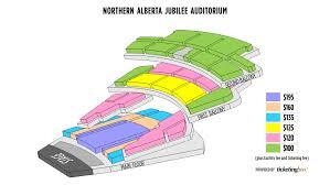 Jubilee Seating Chart Edmonton Edmonton Northern Alberta Jubilee Auditorium Arenaskiss
