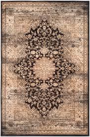 precious retro area rugs fine decoration blackivory safavieh power loomed vintage area rugs
