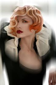 finger wave bob hairstyles