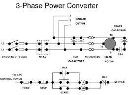 3 phase static converter wiring diagram wiring diagrams and 3 phase converter wiring diagram digital
