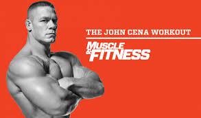 Wwe Superstar John Cena's Full-Body Workout Plan | Muscle & Fitness