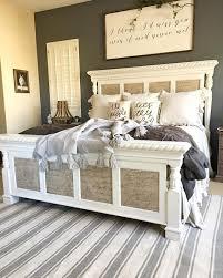 feminine bedroom furniture. vintageinspired bed with handwriting incorporate your favorite quotes feminine bedroom furniture