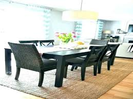 medium size of square dining room table rug area for under best round images on kitchen
