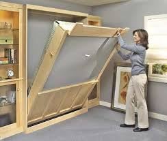 DIY Murphy Beds Decorating Your Small Space