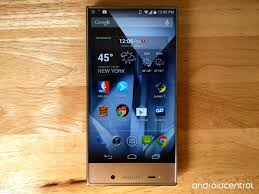 sharp aquos phone. sprint sharp aquos crystal update delivers better battery performance, adds bloatware phone h