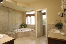 corner jetted tub with shower. corner tub shower combo bathroom traditional with bungalow jetted