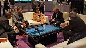 Interactive Coffee Table Interactive Coffee Table F2b Services
