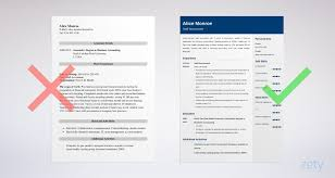 Example Of Accountant Resumes Staff Accountant Resume Sample And Complete Guide 20 Tips