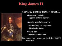 「1679 england king charles 2 dissolved parliament」の画像検索結果