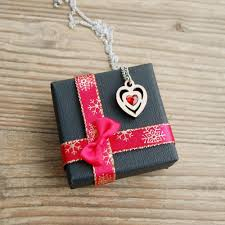 sg3 1 red heart pendant necklace 1