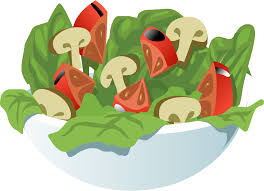 food clipart. Wonderful Food Food Big Salad To Clipart