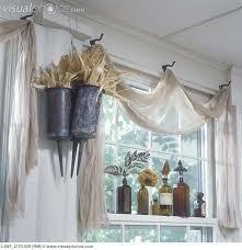 vintage kitchen window treatments. Plain Treatments Vintage Window Treatment Ideas Draperies Throughout Kitchen Treatments