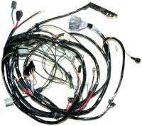 corvette c3 headlight wiring harness from mid america motorworks 1968 forward lamp harness
