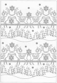 Scandinavian Coloring Book Pg 56