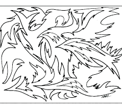 Abstract Coloring Pages For Kids Free Mandala Coloring Pages Animals
