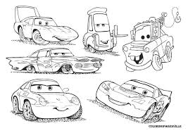 Small Picture Coloring Page Cars 2 Coloring Home Coloring Coloring Pages