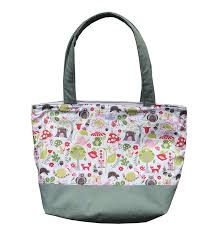 Tote Pattern Fascinating Tote Bag 'Larissa' PDF Pattern And Instructions EBook