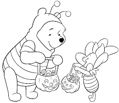 Just print them out for your next disney party! 30 Free Printable Disney Halloween Coloring Pages