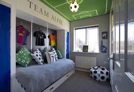 soccer themed bedroom.  Soccer 5 Stylish Boys Bedrooms Kids S Bedrooms And Room Boys Soccer Bedroom  Football Theme For Themed Bedroom L