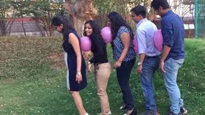 Team Building Activities With Balloons