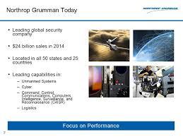 Northrop Grumman Today Ppt Video Online Download