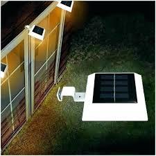 solar fence lights led fence lights gutter lights fence solar lights a solar powered 4 solar fence lights