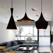 Tom Dixon Pendant Lamps Beat For Home Living Room Dining Room Hotel Barac110 240v Modern Abc Models Pendant Lights Chandeliers Led Lighting Dining