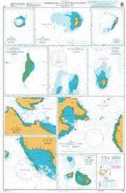 Free Nautical Charts Bc Coast Amazon Com Ukho Ba Chart 724 Anchorages In The Seychelles