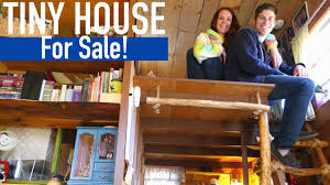 Small Picture FOR SALE Gorgeous Tiny House On Wheels 20K YouTube