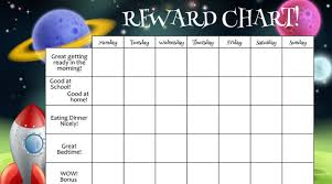How To Use A Reward Chart How To Use A Reward Scheme Effectively In Your Childcare