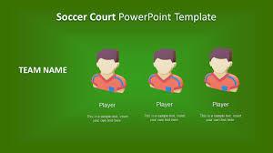 3d Animated Soccer Court Powerpoint Template Slidemodel