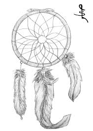 Dream Catcher Worksheet Magnificent Dreamcatcher Coloring Page GetColoringPages