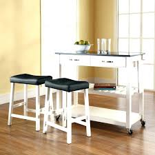 Kitchen island cart industrial Console Kitchen Cart With Stools Creative Pleasant Small Kitchen Cart Movable Cabinets Island With Stools Wood Portable Assabileinfo Kitchen Cart With Stools Creative Pleasant Small Kitchen Cart