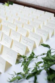 Place Cards Escort Cards Seating Charts Fat Cat Paperie