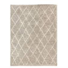 antique moroccan grey 8 ft x 10 ft area rug